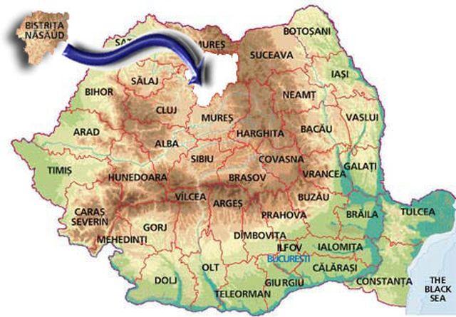 Se Contureaza Harta Regiunilor