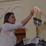 12 sinagoga comemorare evrei lumanari 3 iunie