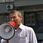Nicolae Gaitan miting