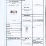 2 certificat targ de purici
