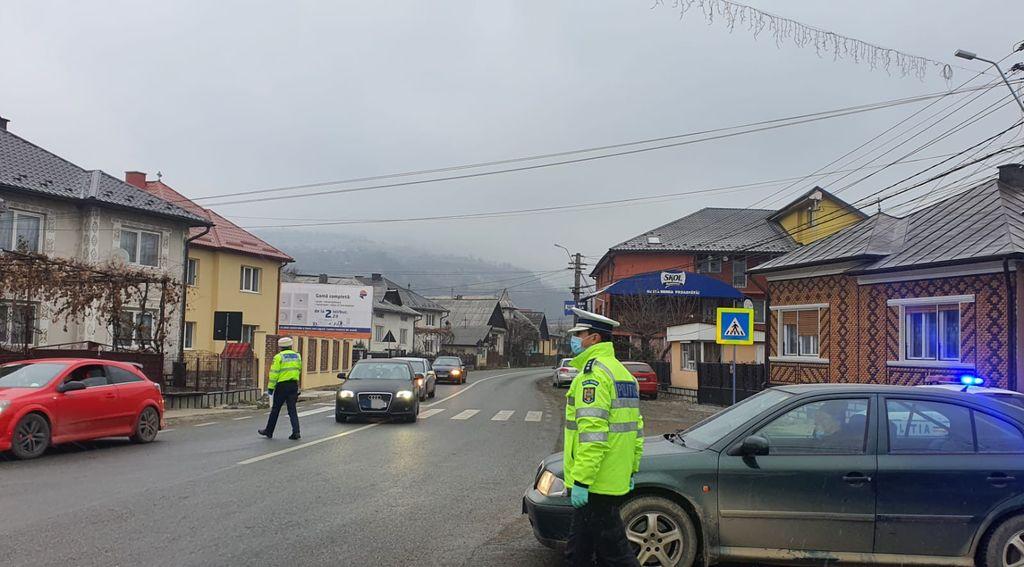Aproape 600 de polițiști, zilnic în stradă. Aparate radar pe drumurile din județ (FOTO-VIDEO)
