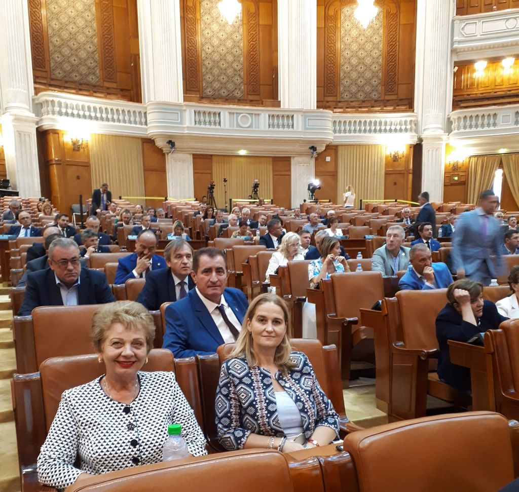 Doina Pana: Prima Zi De Vot Final In Noua Sesiune