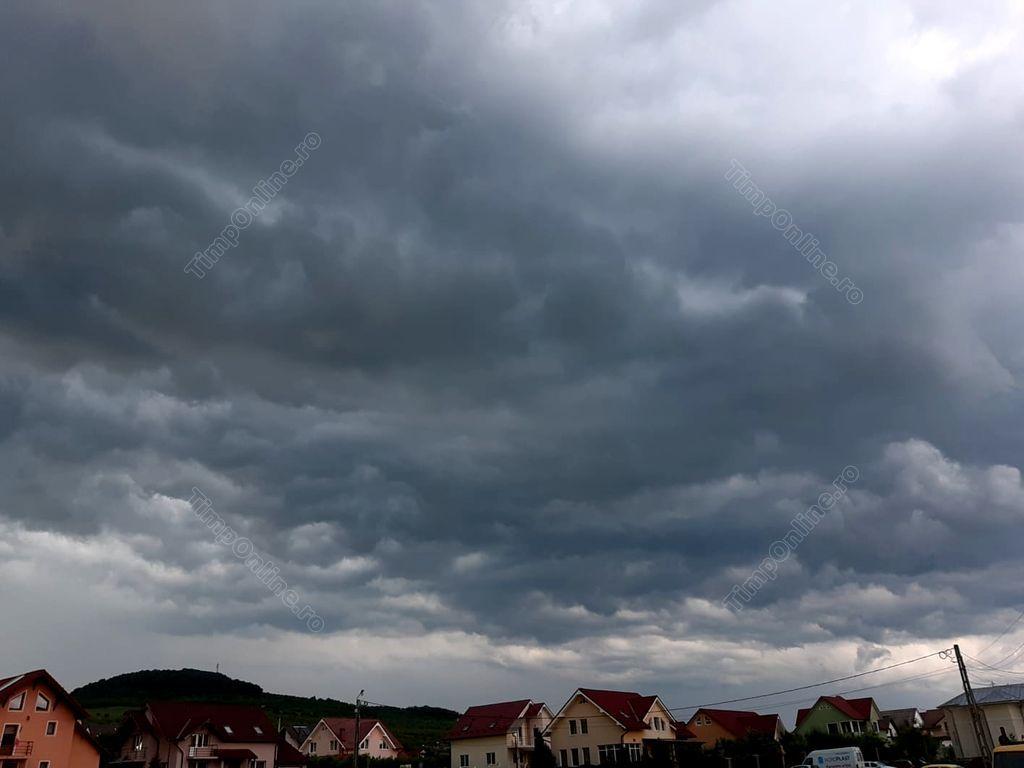 Cod galben de instabilitate atmosferică