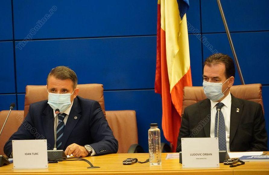 PNL Bistrița-Năsăud își exprimă susținerea față de Ludovic Orban. BPJ a adoptat o rezoluție