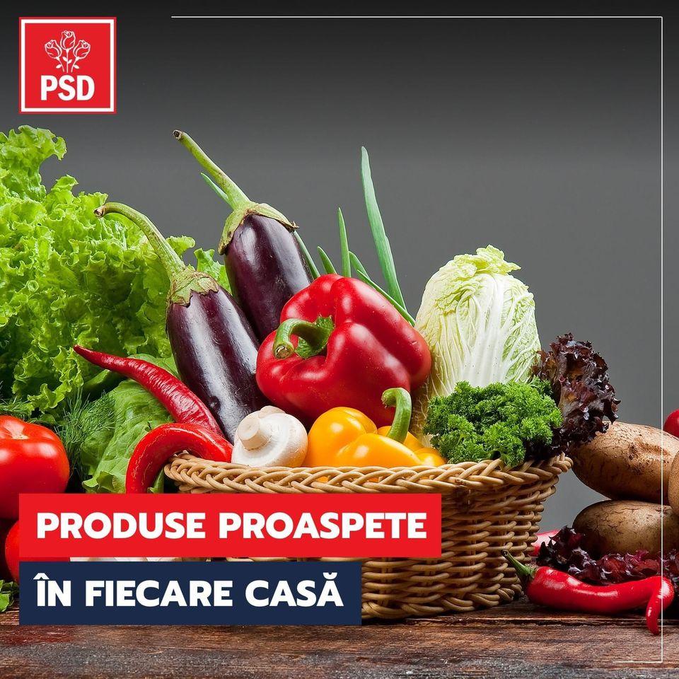 PSD: Agricultura României va fi revitalizată!