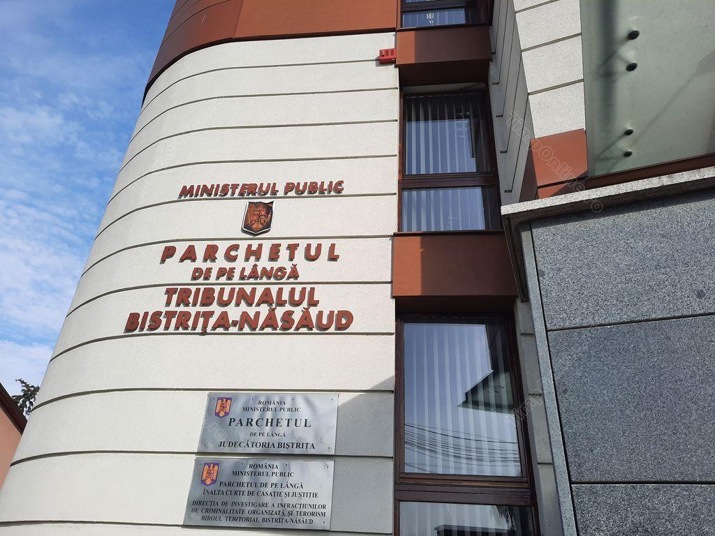 Procuror de la Parchetul de pe lângă Tribunalul Bistrița-Năsăud, eliberat din funcție