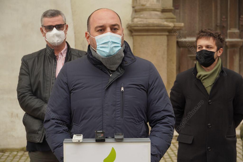 Ionuț Simionca, provocare pentru contracandidați: Oamenii trebuie să știe!