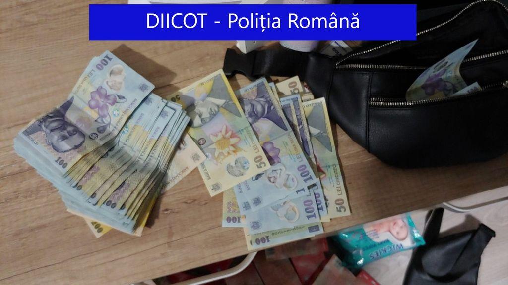 Percheziții în Bistrița-Năsăud. Ce au confiscat polițiștii. Mai multe persoane, duse la audieri
