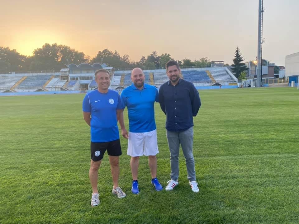 Ionuț Simionca: Paul Șomodean, noul team manager al echipei de fotbal Gloria 2018